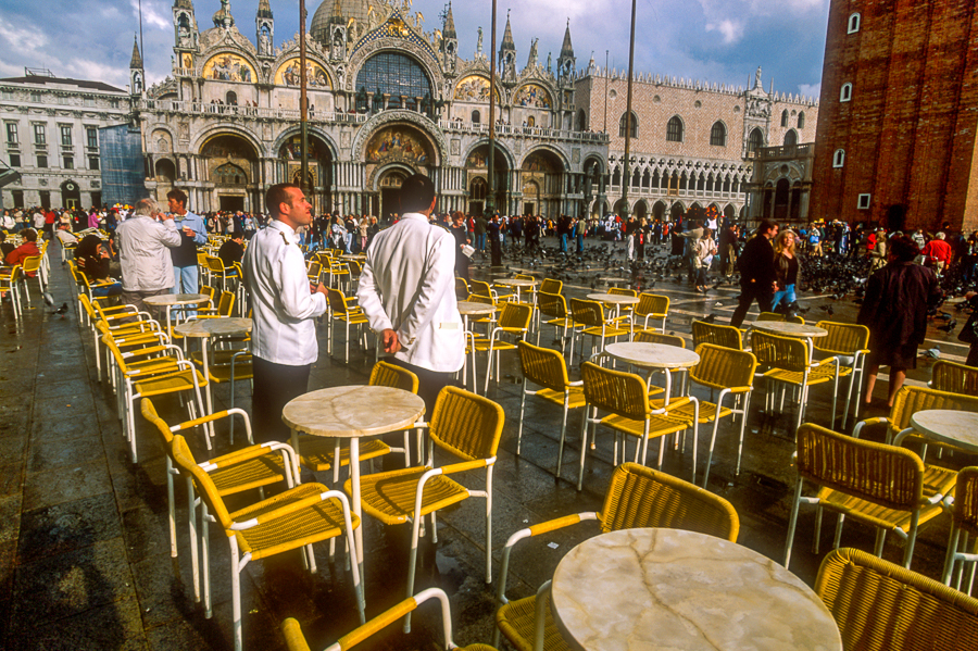 St. Marks Square - Venice