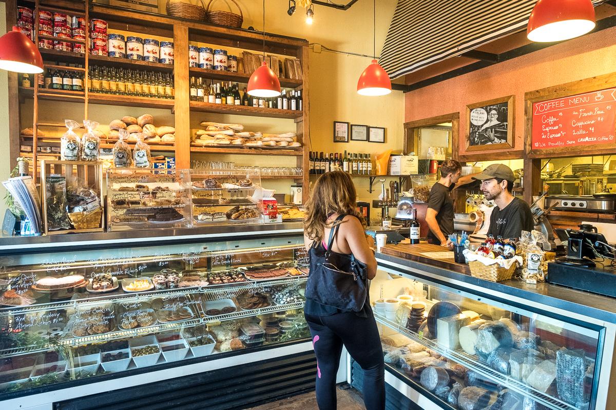 The new M'tucci's Italian Café & Market