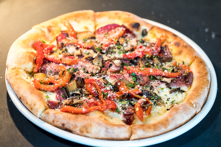 Pizza Peperoncino