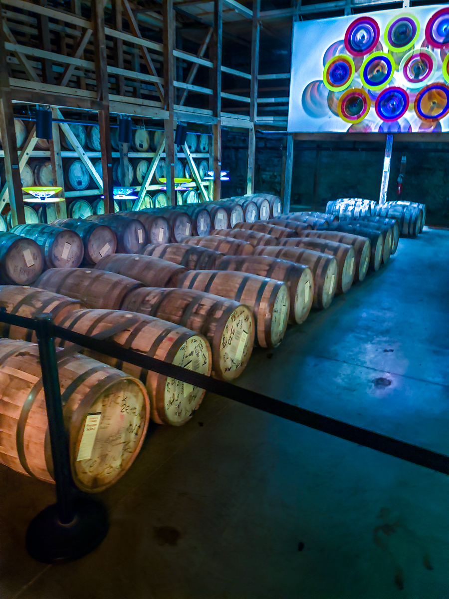 M'tucci's Private Select Maker's Mark Bourbon barrel is resting here right now!
