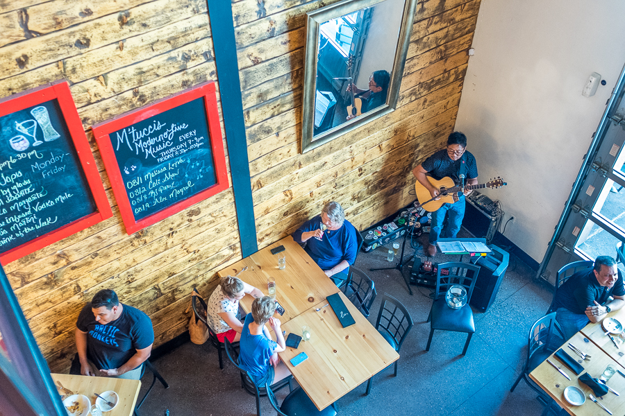 Live Music every Thursday & Friday night.