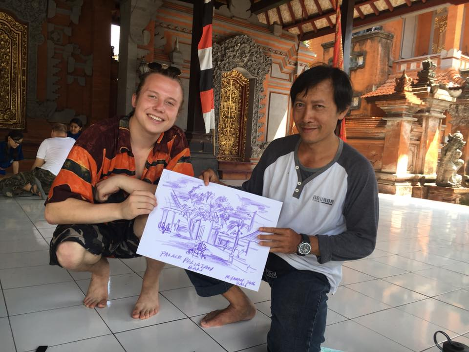 Bali- Indonesia 2016