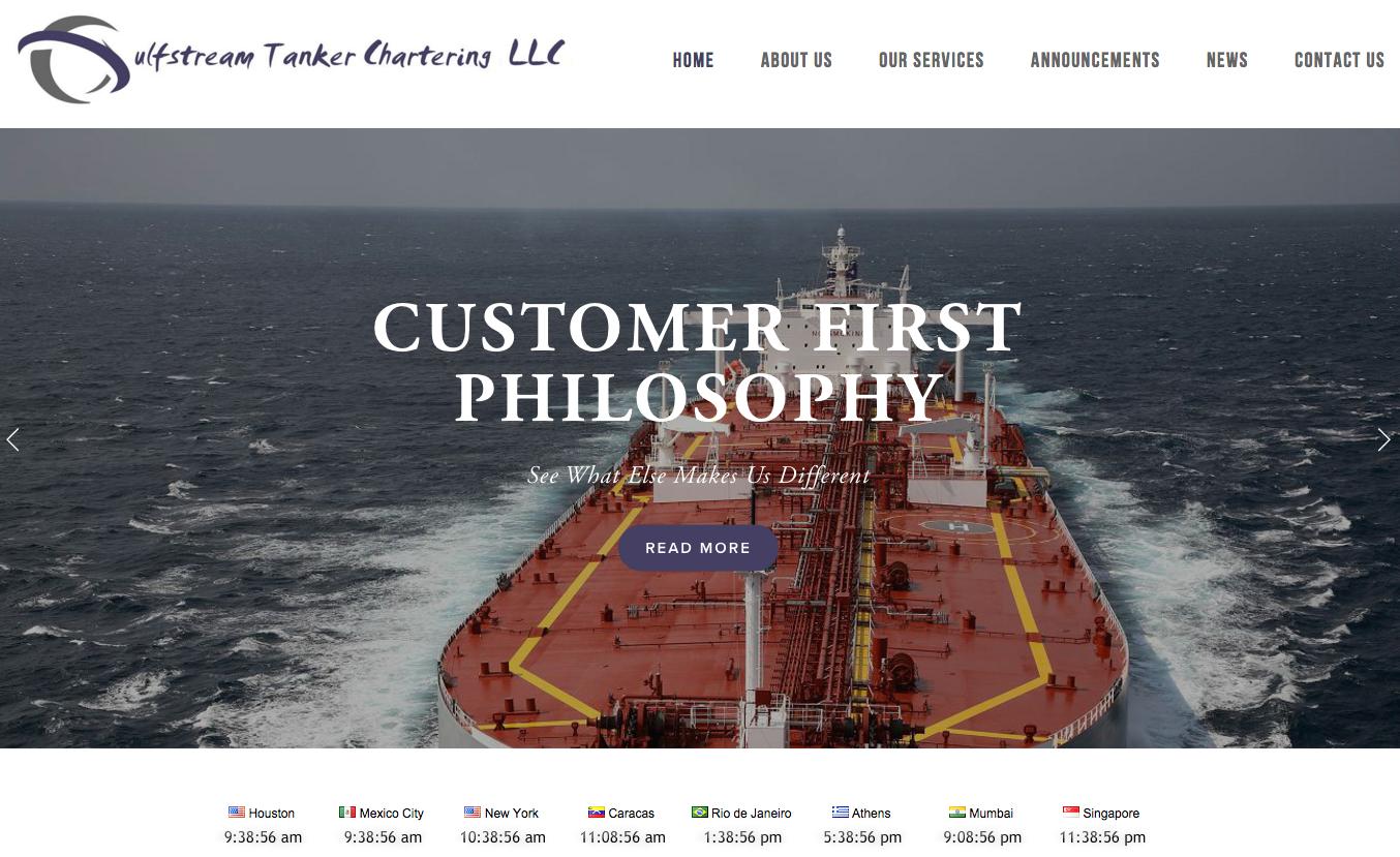 Gulfstream Tanker Chartering LLC