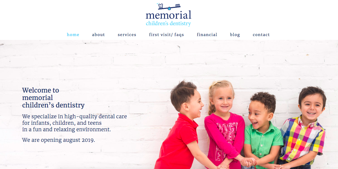 Memorial Children's Dentistry  www.memorialchildrensdentistry.com