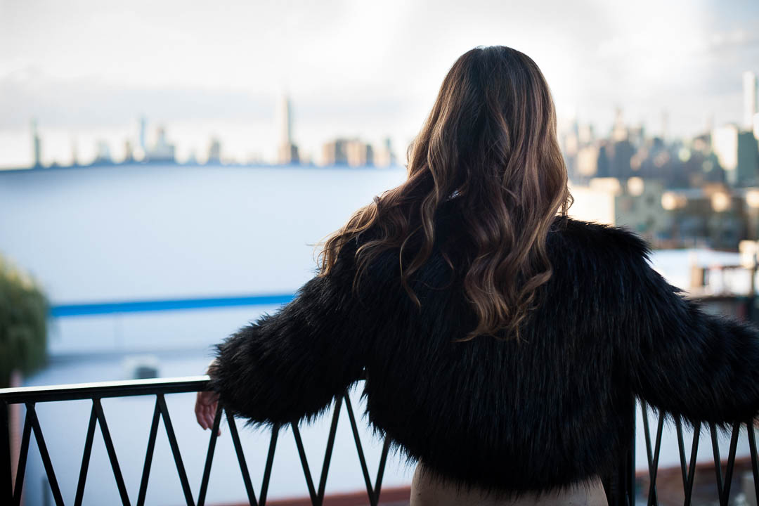 Woman-Fur-Coat-NYC-skyline-brooklyn-boudoir