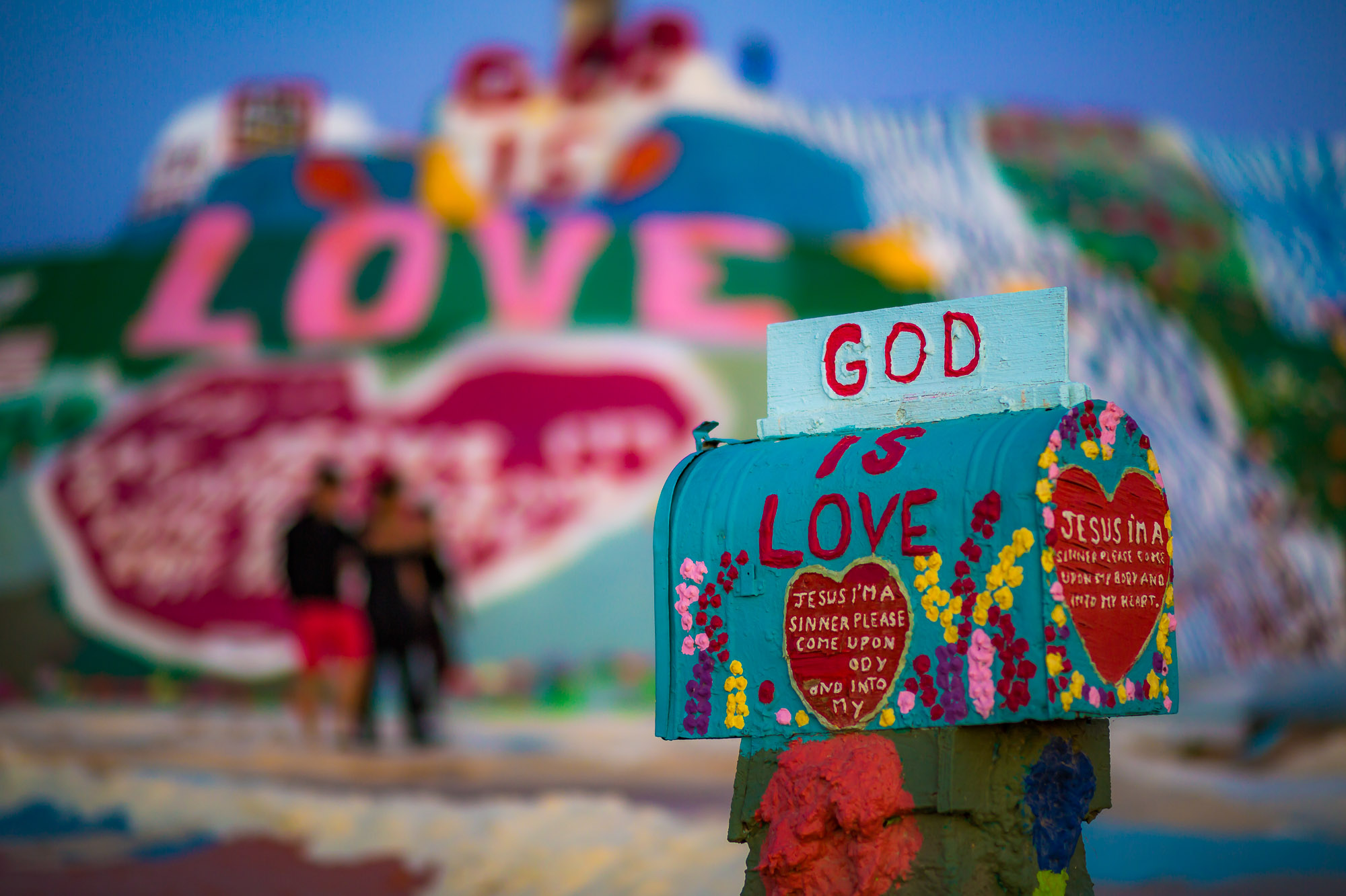 Salvation Mountain (Salton Sea)
