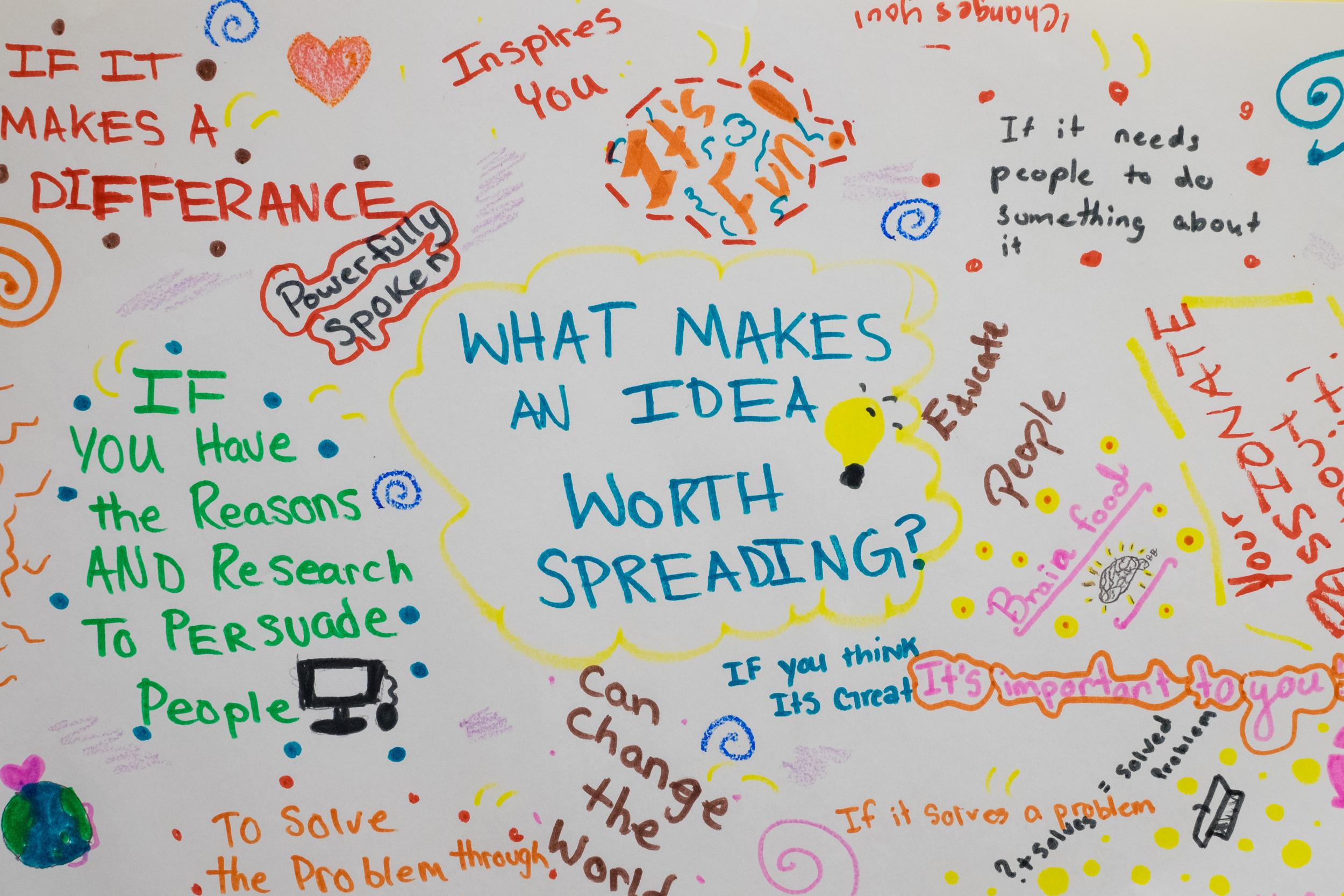 So many ideas