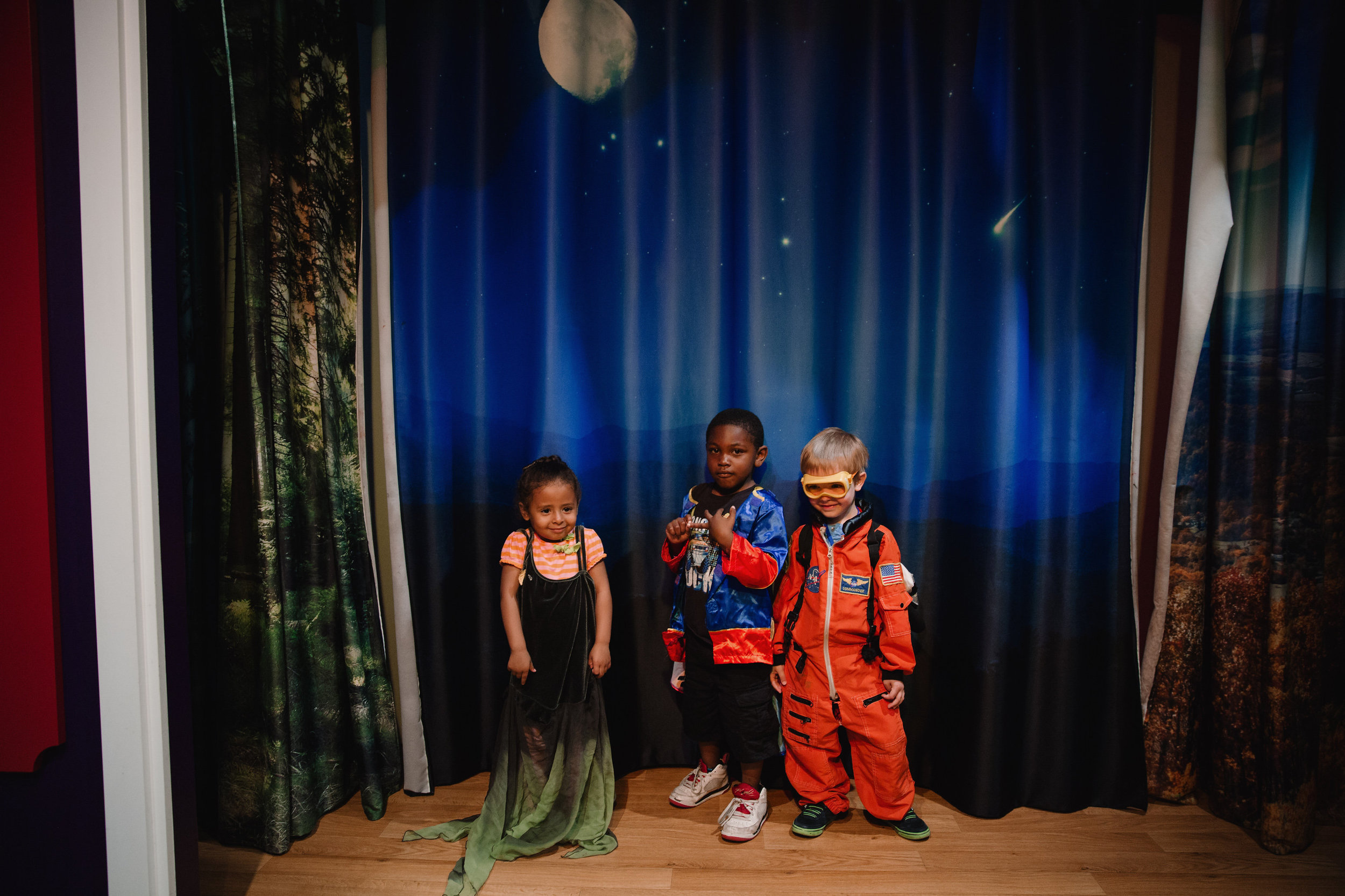 Playmakers are annual supporters who celebrate play and provide funds to support exhibits, programs, scholarships, and Museum operations. Meet the Hendersons, long-time supporters.