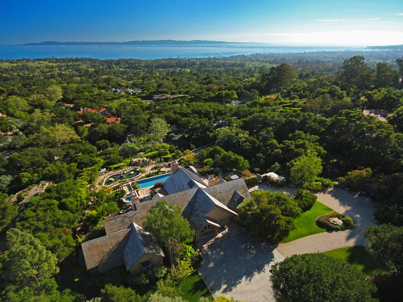 910 BUENA VISTA DRIVE OFFERED AT: $5,750,000