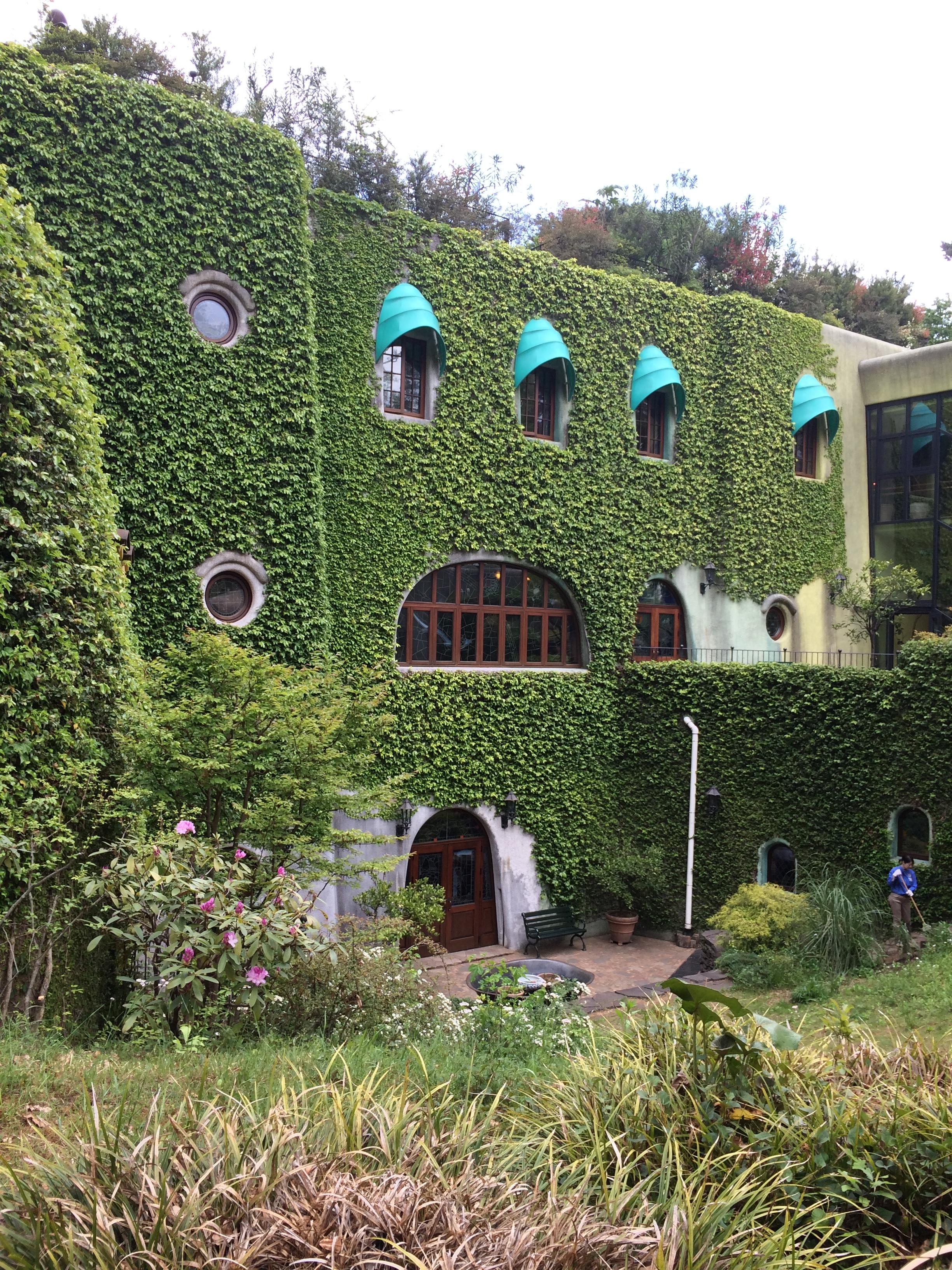 Exterior - Studio Ghibli Museum, Mitaka, Tokyo