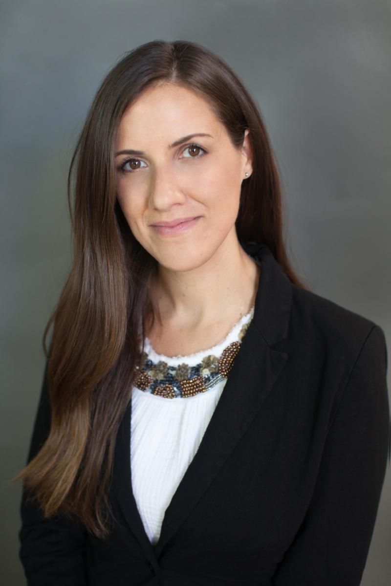 Amber Davies, Sr. Dir. of Clinical Programs for Saving Innocence