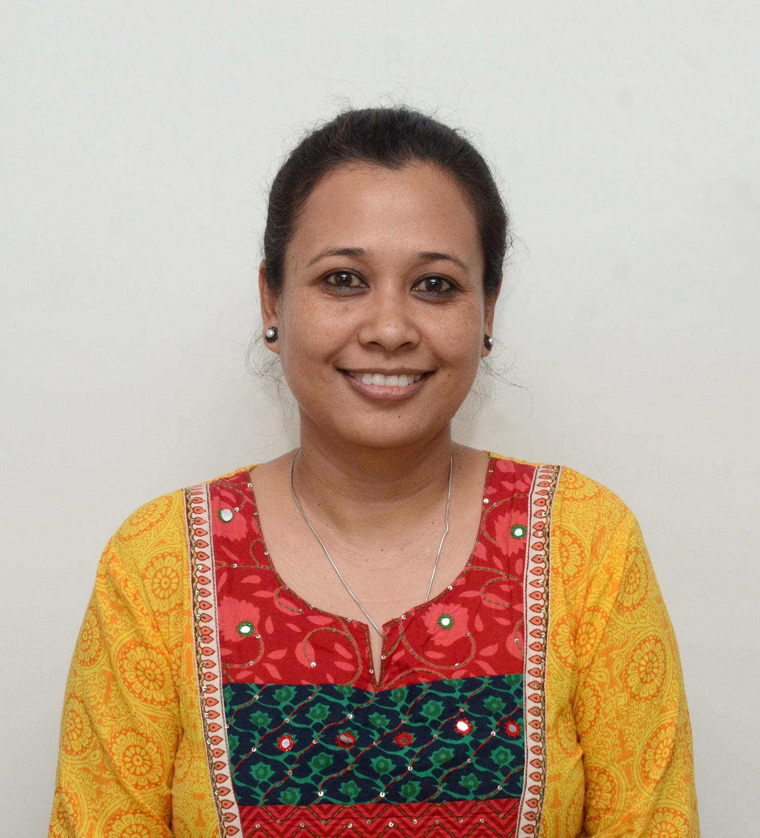 Pasang Bhutia, Director of Program Management at IJM Kolkata