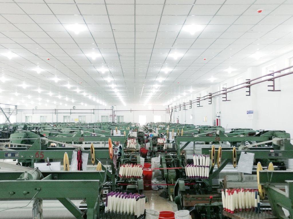 Photo of a ZiiZU factory.