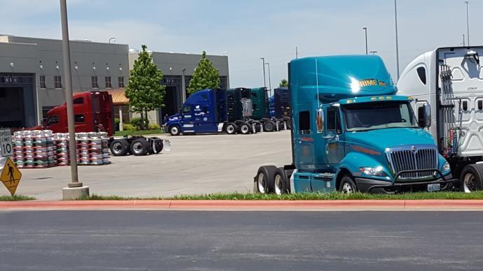 Truck Drivers & Teenagers -