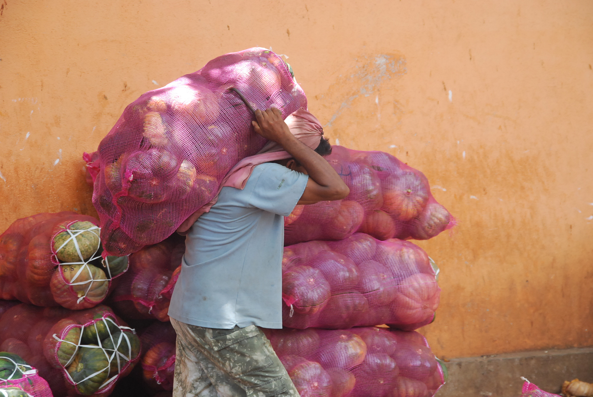 25 million people are being forced into labor. -