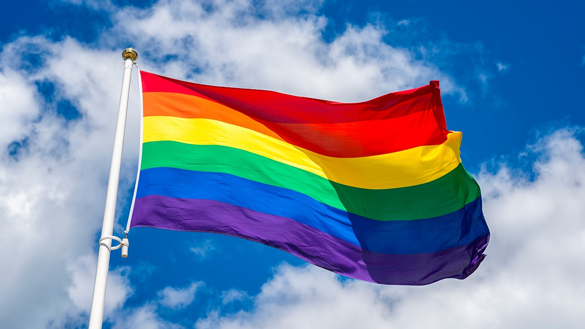 June is pride month! - We're kicking off pride month seeking to understand the increased vulnerability of LGBTQ within human trafficking.