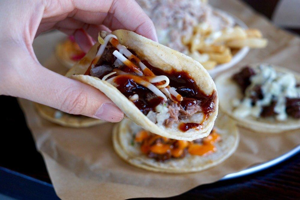 Pho Taco