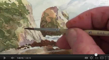 Online Video Painting Lessons