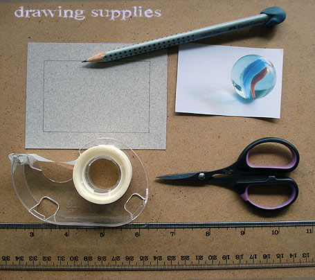 Artist Supplies for Drawing