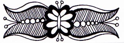 印度指甲花设计