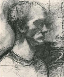 Sketch by Douglas Fryer