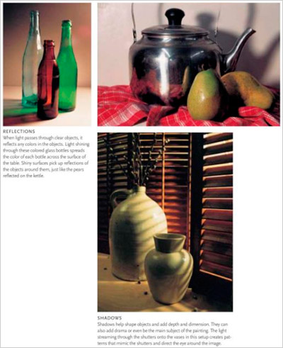 A lesson on setting up strong still life compositions
