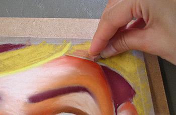 柔和的绘画技术