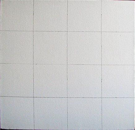 12 × 12英寸的帆布格子