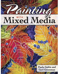 Painting with Mixed Media Book Review