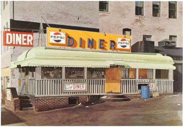 斯科特桥餐厅,约翰