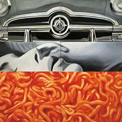 James Rosenquist Composite Art