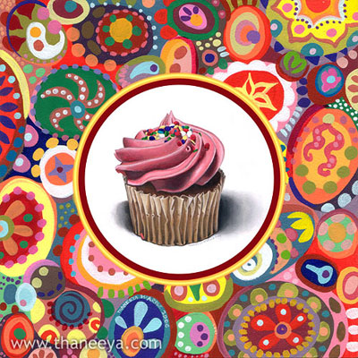 Composite Cupcake by Thaneeya