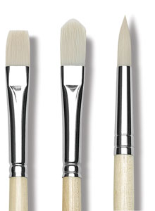 Da Vinci Paintbrushes