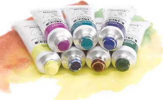 Blick Watercolor Tubes