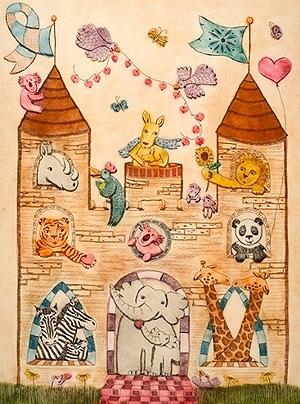 Cute Children's Art