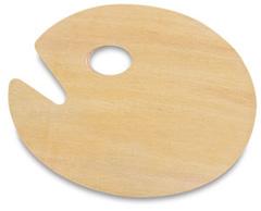 Richeson Wooden Palette