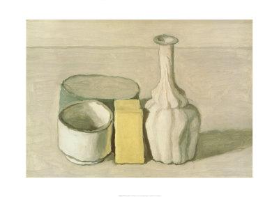 Giorgio Morandi的《自然Morta II》
