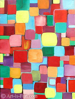 Modern Abstract Art A Detailed Look Into Several Types Of Abstract Artwork Art Is Fun