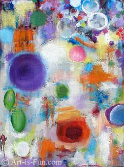 抽象表现主义艺术