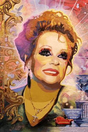 Remembering Tammy Faye, by Paul Richmond