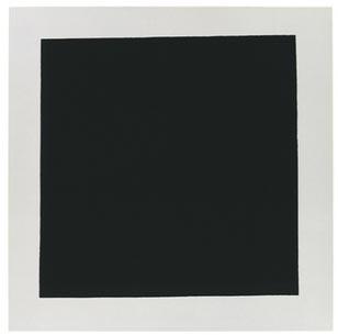 黑色方形Kasimir Malevich