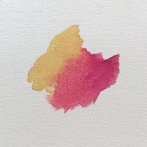 Preparing a Watercolor Canvas