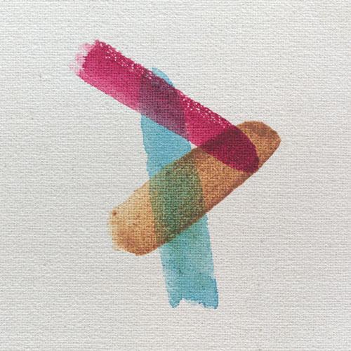 How to prepare a watercolor canvas