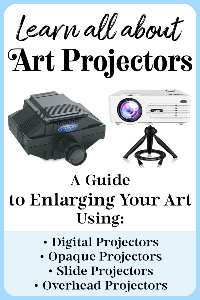 Learn all about art projectors