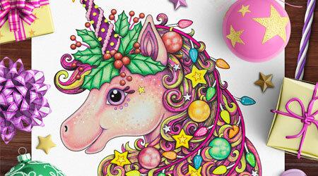 Unicorn着betway必威官网app色页面教程
