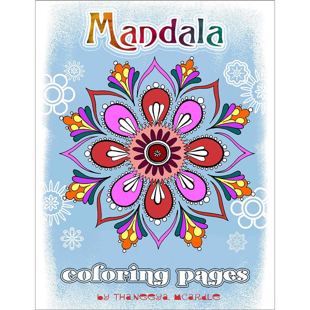 Mandala Coloring Pages 23 Printable Mandalas To Color Art Is Fun