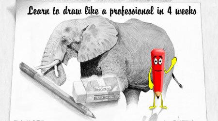 学习画画课程复习