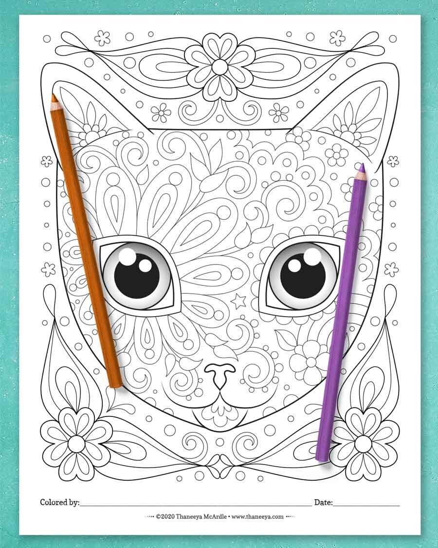 Thanbetway必威官网appeeya McArdle 's Hap必威西蒙体育 欧盟体育py Hodgepodge coloring Pages from Thaneeya McArdle 's Happy Hodgepodge coloring Pages - Set of 27张可打印的上色页面,适合所有年龄的人