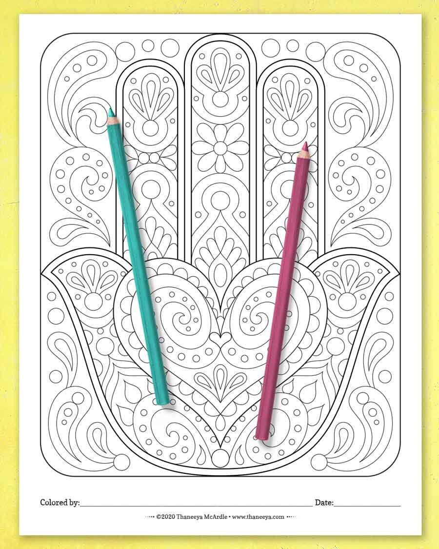 桑妮娅·麦卡betway必威官网app德尔的快乐大杂烩彩页-一套27张可打印必威西蒙体育 欧盟体育的彩页,适合所有年龄的人