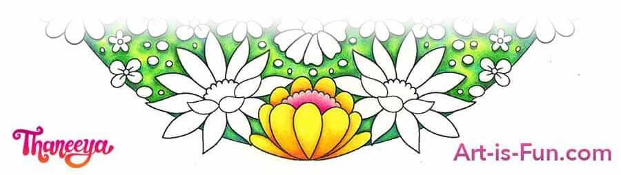 Thaneeya McArdle的花朵彩色铅笔教程必威西蒙体育 欧盟体育